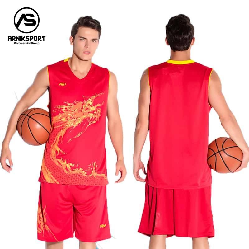 لباس ورزش بسکتبال