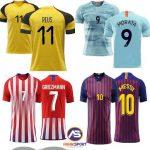 لباس ورزشی فوتبال