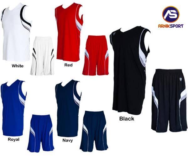 تولیدی لباس ورزشی بسکتبال