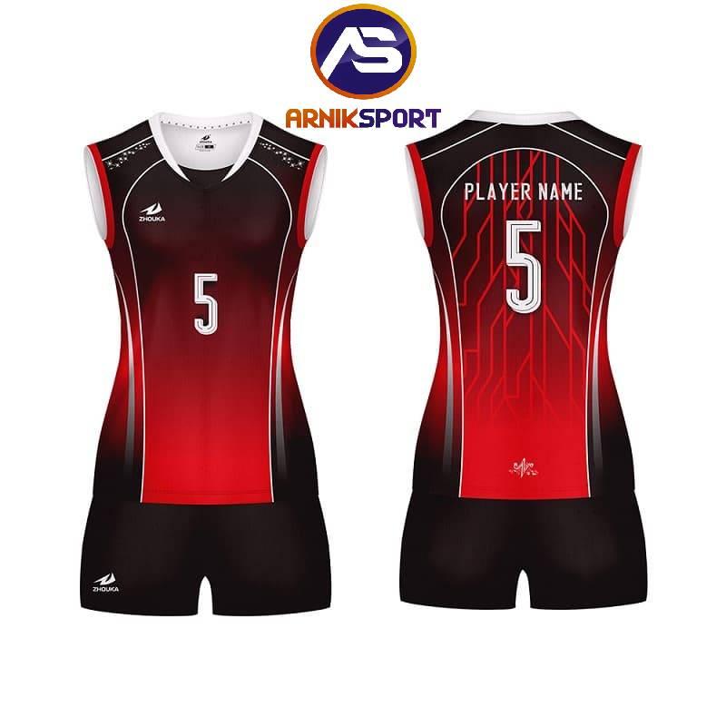 تولیدی لباس ورزشی والیبال