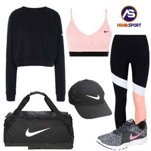 ست ورزشی زنانه