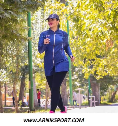 مانتو شلوار ورزشی زنانه