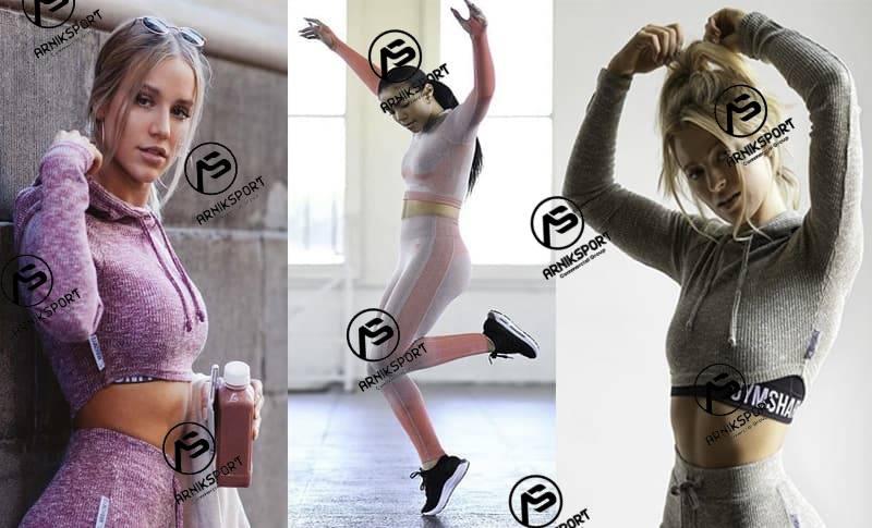 تولیدی پوشاک اسپرت زنانه
