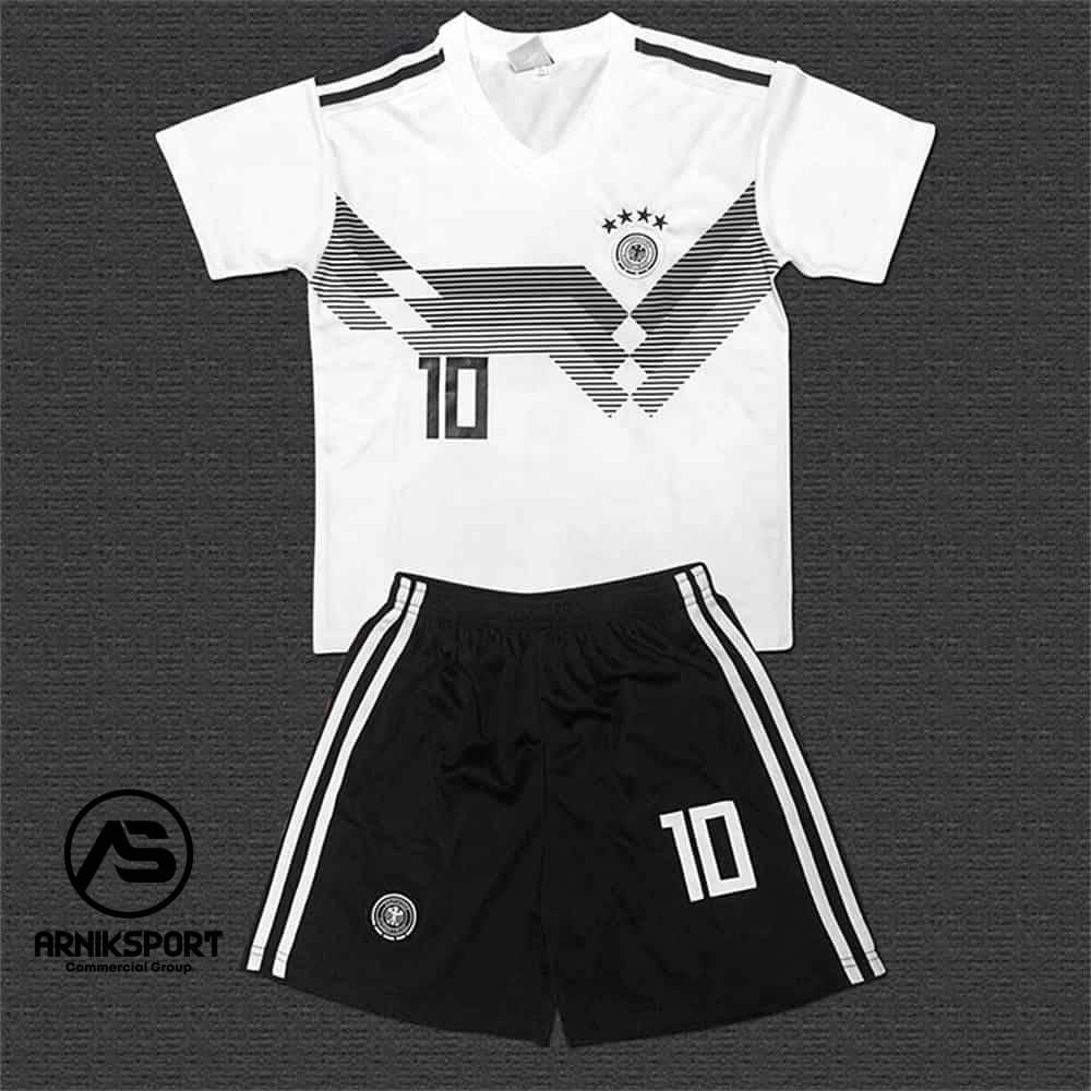لباس فوتبالی بچهگانه عمده از کجا بخریم؟