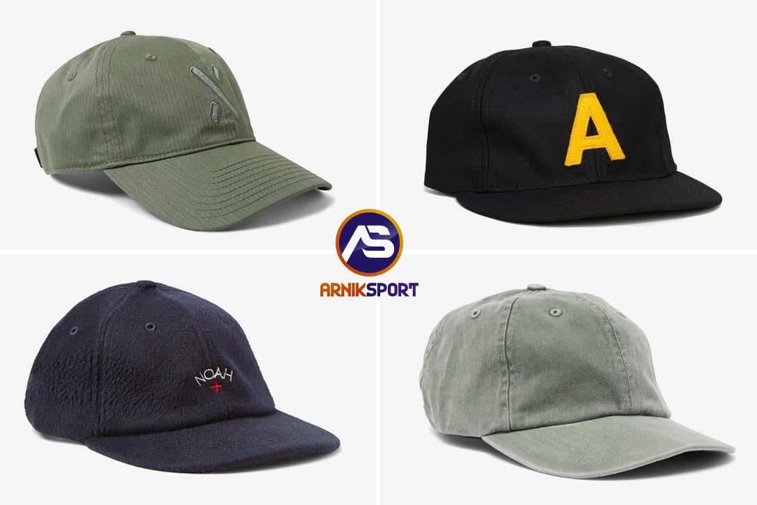 کلاه ورزشی نقاب دار